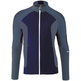 UYN Climable Chaqueta Hombre, deep blue/indigo/off white